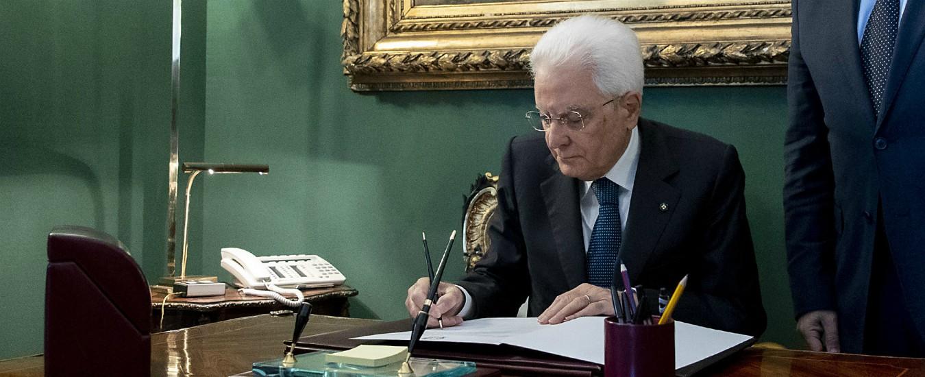 Cavalieri del Lavoro, Mattarella firma 25 nomine: tra i nuovi Barilla, Lavazza e lady Bernabei (produttrice di Don Matteo)