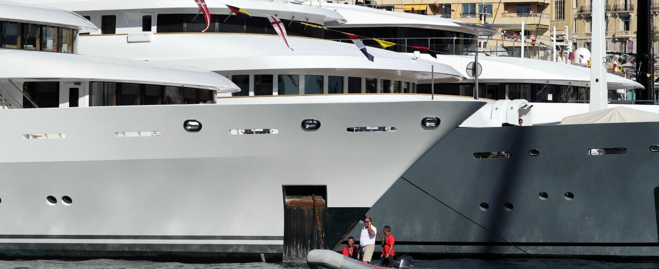 Marco De Benedetti paga 670mila euro di manutenzione ed evita il sequestro dello yacht che rischiava di finire all'asta