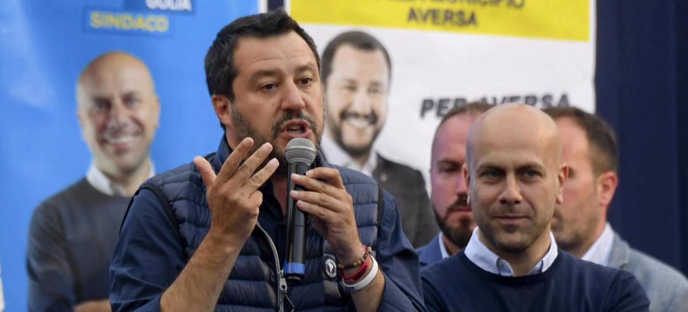 """2 giugno, Salvini: """"Gli ex generali assenti? Non sentono la presenza del ministro"""". E sulla giustizia: """"Riforma è un'emergenza"""""""