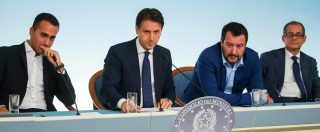 """Conti e Ue, il primo vertice economico. Salvini: """"Utile, cominciato un percorso"""". Tria chiede coperture certe su flat tax"""