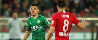 Yennaris, primo calciatore naturalizzato cinese convocato dalla Nazionale: l
