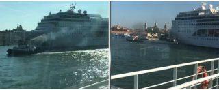 """Venezia, le fasi concitate prima dello scontro: """"Tutto a sinistra, tutto a sinistra"""". Poi l'incidente: """"Emergenza"""""""