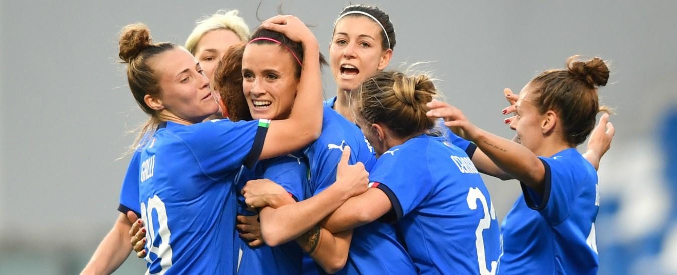 Mondiali calcio femminile 2019, l'Italia torna dopo vent'anni. A spingere la nazionale un movimento in forte ascesa