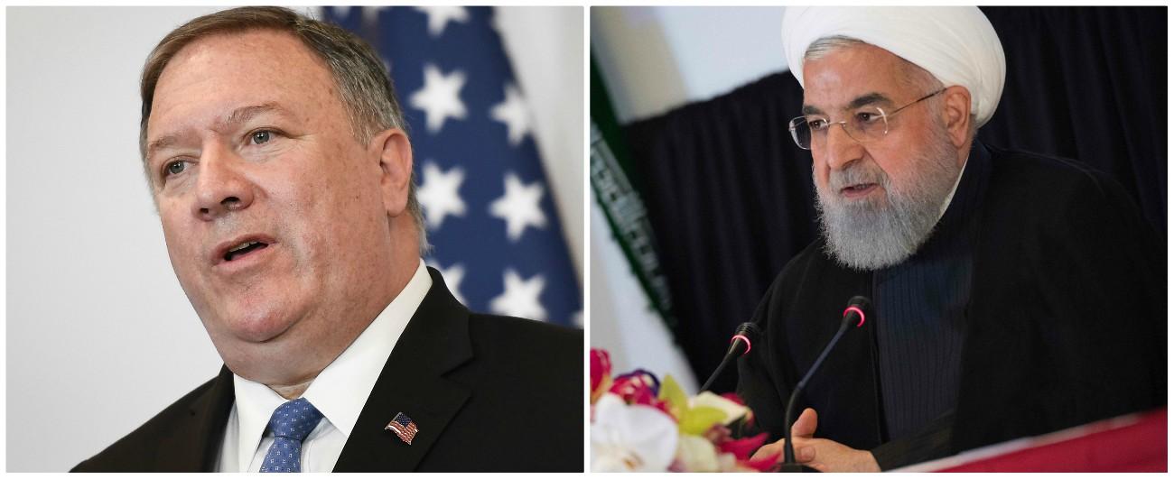 """США и Иран """"не хотят войны"""""""