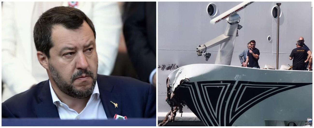 """Venezia, Toninelli: """"Entro giugno stop a Grandi navi"""". Salvini: """"Soluzione c'era ma è arrivato no dal suo ministero"""""""