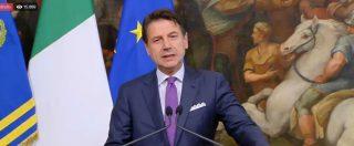 """Governo, Conte: """"Serve lealtà, non intendo vivacchiare. Di Maio e Salvini dicano rapidamente se si va avanti o lascio"""""""