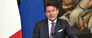 """Governo, Conte: """"No provocazioni mentre io e Tria dialoghiamo con Ue per evitare procedura d'infrazione"""""""