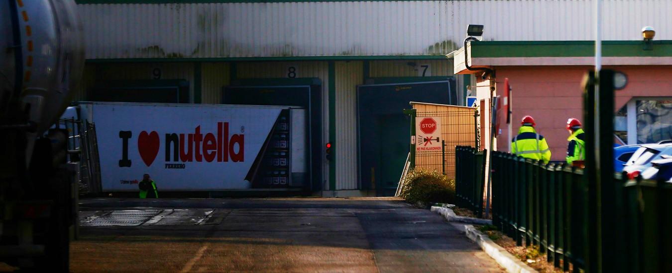 Ferrero, sesto giorno di sciopero: bloccata la prima fabbrica al mondo di Nutella