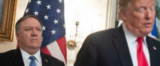"""Israele, Pompeo boccia il piano di pace ideato da Kushner: """"Non particolarmente originale, potrebbe essere respinto"""""""