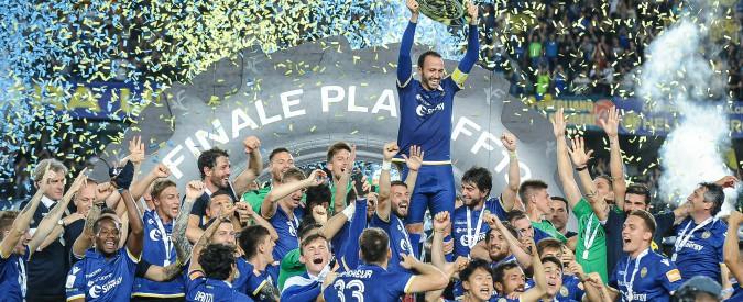 Verona torna in Serie A: dall'esonero di Grosso all'exploit di Aglietti alla fine di una stagione travagliata