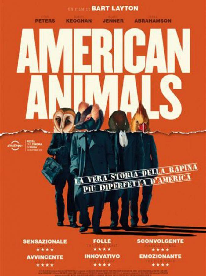 American Animals, il thriller che sa di documentario per l'artistica ribellione di una banda di ladri (veri)