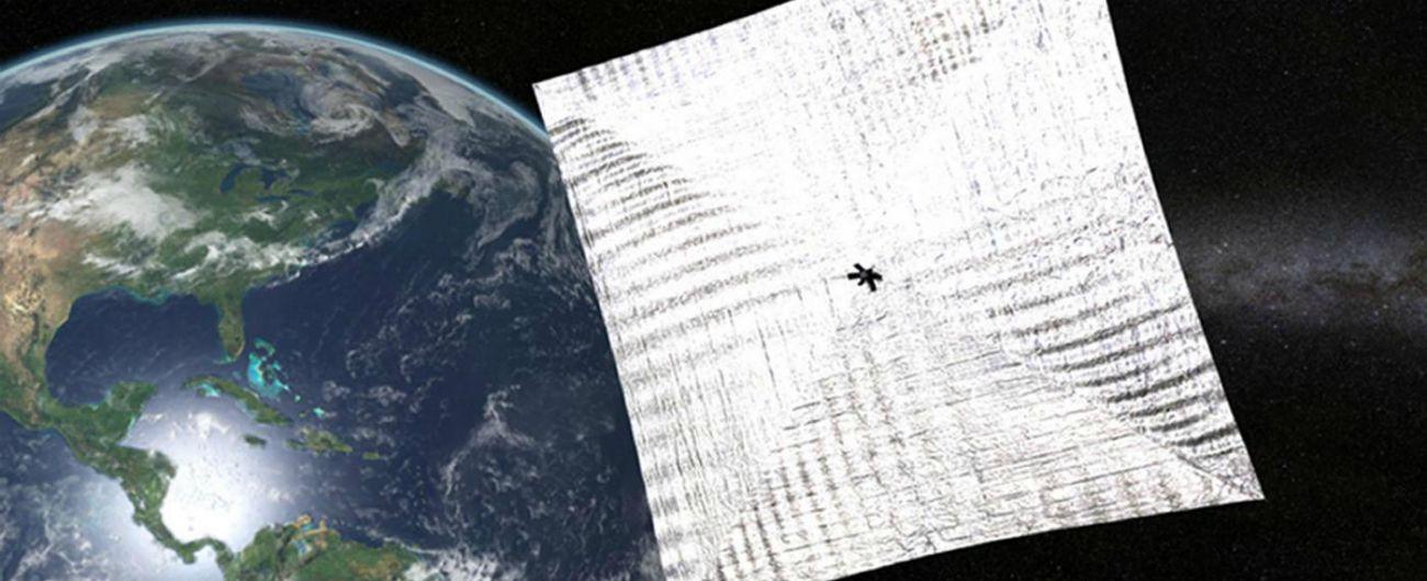 Pronto il lancio di LightSail2, è la prima navetta a vela solare