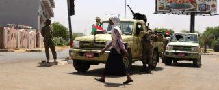 """Sudan, esercito sgombera sit-in: 35 morti Giunta militare: """"Elezioni entro 9 mesi"""""""