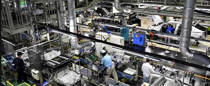 Imprese, indice manifatturiero Italia sale a 49,7 punti a maggio: sopra le previsioni degli analisti. Germania a 44,3