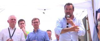 """Sblocca cantieri, Salvini: """"Nessuna polemica. Entro oggi pomeriggio accordo, si torna a scavare"""""""