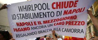 """Whirlpool, Di Maio: """"Stato si farà rispettare"""". Azienda: """"Soluzione ora non c'è"""". Lavoratori protestano sotto il Mise"""