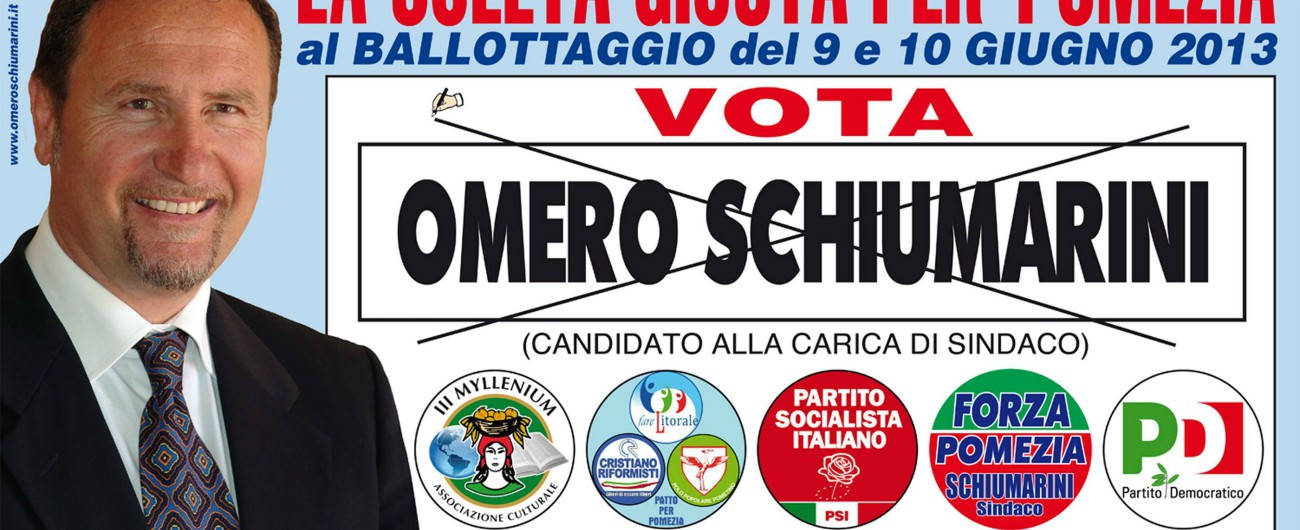Inchiesta Pomezia, si dimette dalla Regione Lazio il consigliere Pd accusato di aiutare il presunto boss Fragalà
