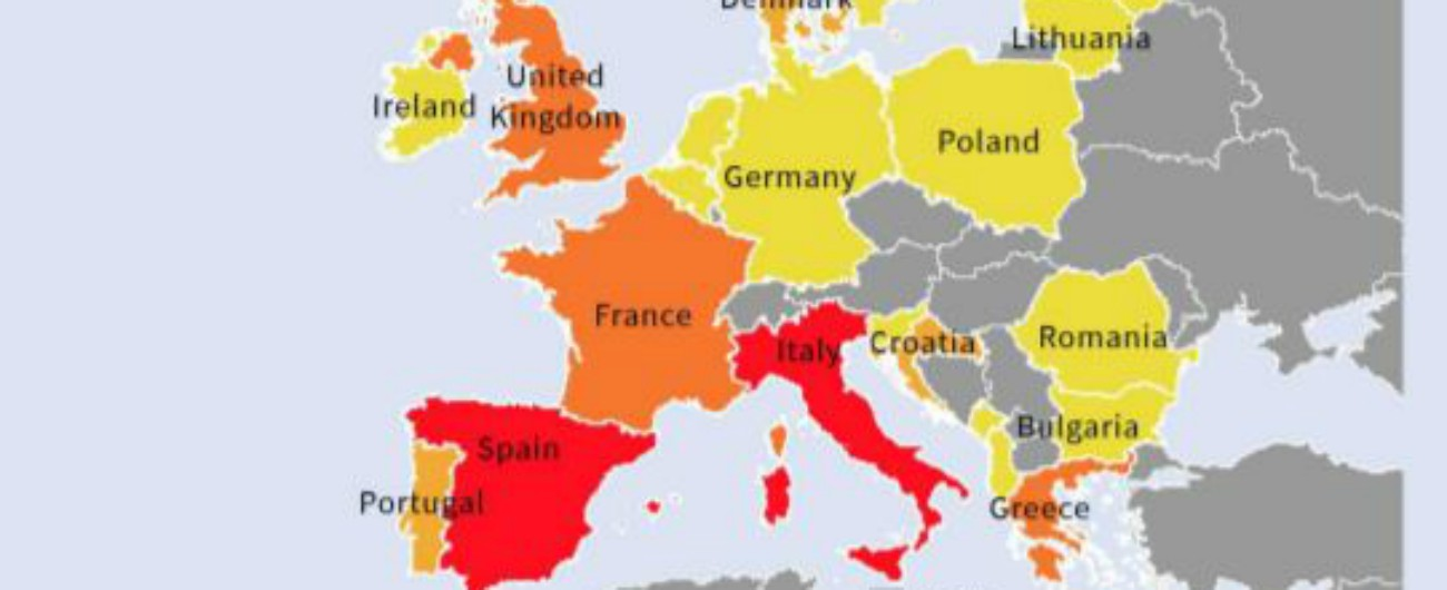 Smog, in Europa 203 navi da crociera inquinano più di tutte le auto: Venezia e Civitavecchia tra le maglie nere