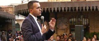 """Di Maio: """"Il Pd ha messo il bavaglio alle intercettazioni, non Berlusconi. Grazie a Spazzacorrotti ora nuove inchieste"""""""