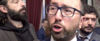 """Csm, Bonafede: """"Serve una riforma, era scritto nel contratto"""". E il vicepresidente Ermini non risponde su Lotti"""