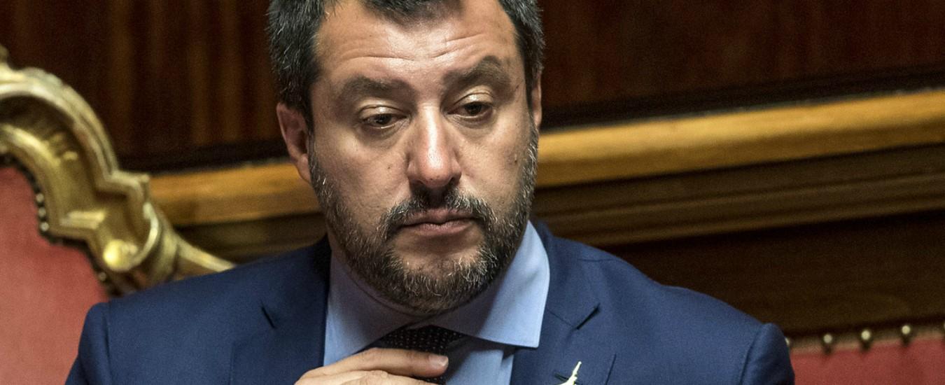 """Fisco, Salvini rilancia la voluntary su cassette di sicurezza. """"Far pagare per ridare il diritto di usare contanti nascosti"""""""