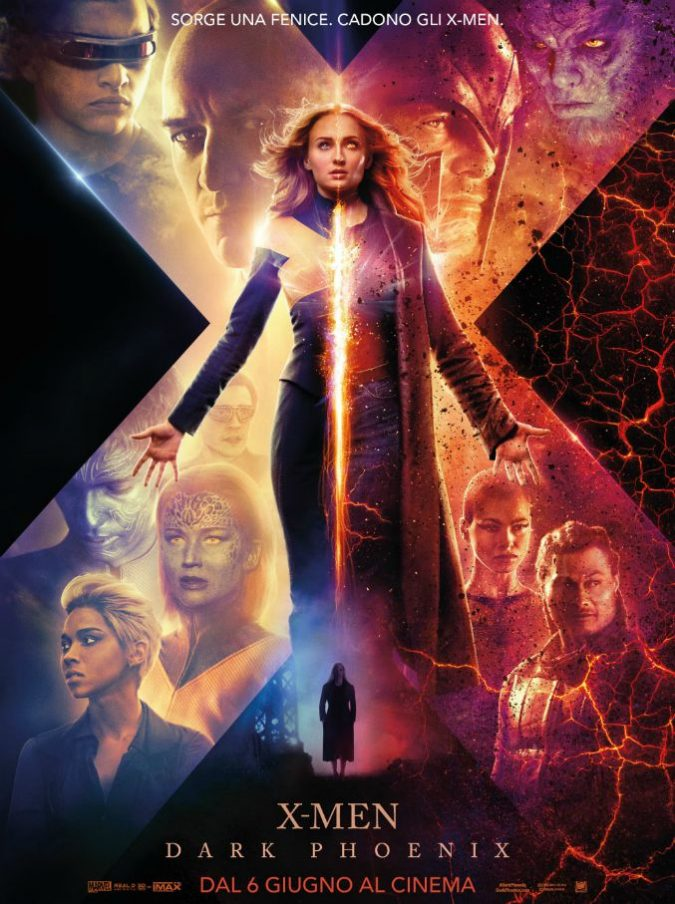 Film in uscita, da X-Men Dark Phoenix a Pets 2 e poi American animals, Fiore gemello e A mano disarmata