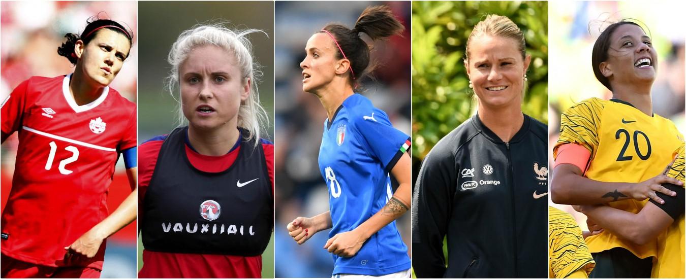Mondiali calcio femminile 2019, quali sono le squadre favorite (e cosa possiamo aspettarci dall'Italia) – LA GUIDA