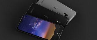 Nokia 2.2 è lo smartphone da 109 euro maneggevole e con il riconoscimento del volto