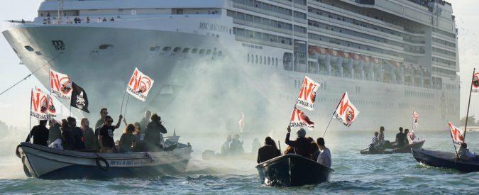 Le grandi navi inquinano. Un costo invisibile che in realtà paghiamo tutti