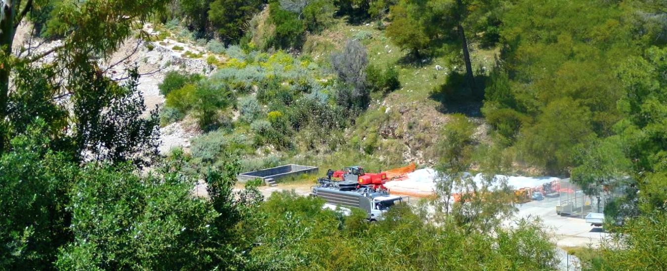 """Ragusa, da 20 giorni perdita di petrolio nel fiume Irminio: area di proprietà Eni. Legambiente: """"Presenteremo esposto"""""""