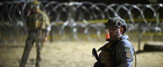 Messico, pronti 6mila soldati al confine per fermare migranti. Scopo è convincere Trump a non mettere dazi sul Paese