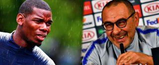 """Juventus, """"via libera del Chelsea a Sarri"""". Pogba si complica, c'è l'assalto del Real"""