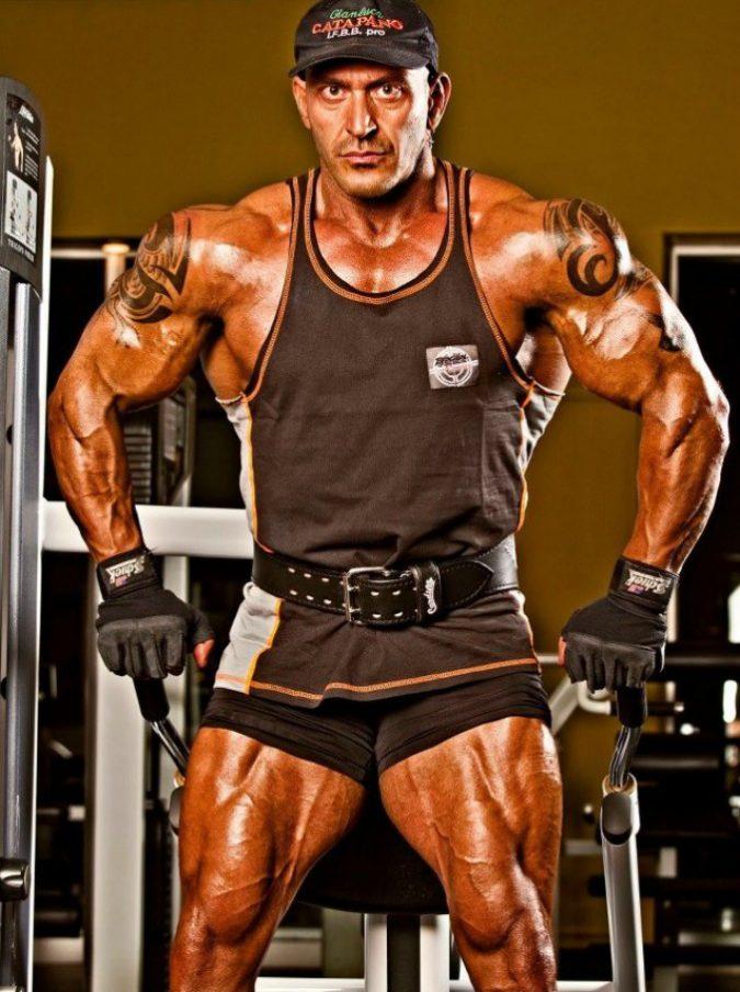 Gianluca Catapano morto a 47 anni: è stato campione del mondo di body building