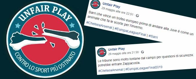 """Il calcio vissuto con Unfair Play, addio alla sacralità del pallone: """"Vogliamo far ridere pur non essendo telecronisti Rai"""""""