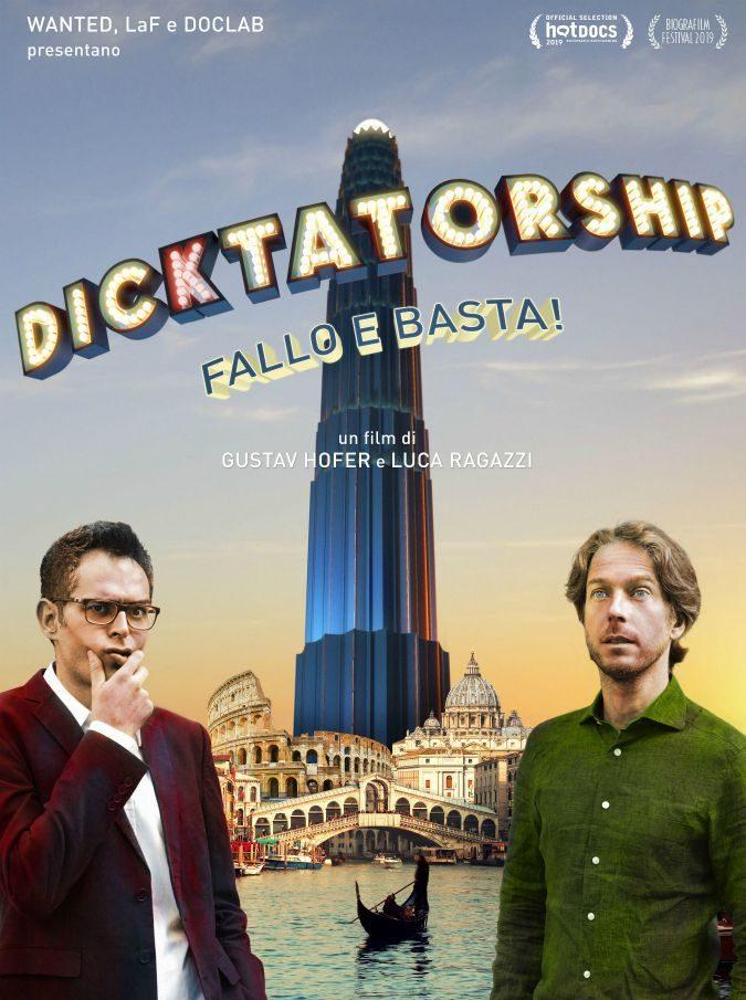 Dicktatorship – Fallo e basta, una singolare osservazione sull'essere una coppia gay in Italia