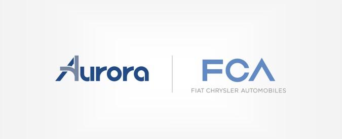 FCA e Aurora, una partnership per i veicoli commerciali che si guidano da soli
