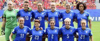 Mondiali di calcio femminile, l'Italia vince anche in tv: oltre 3,5 milioni di spettatori