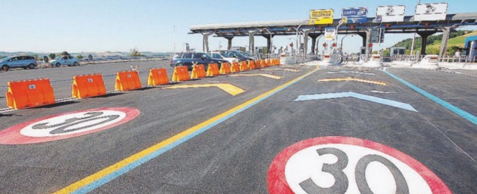 Autostrade, governo vara nuovi pedaggi: 'Via le 6 tariffe e stop agli aggiornamenti'