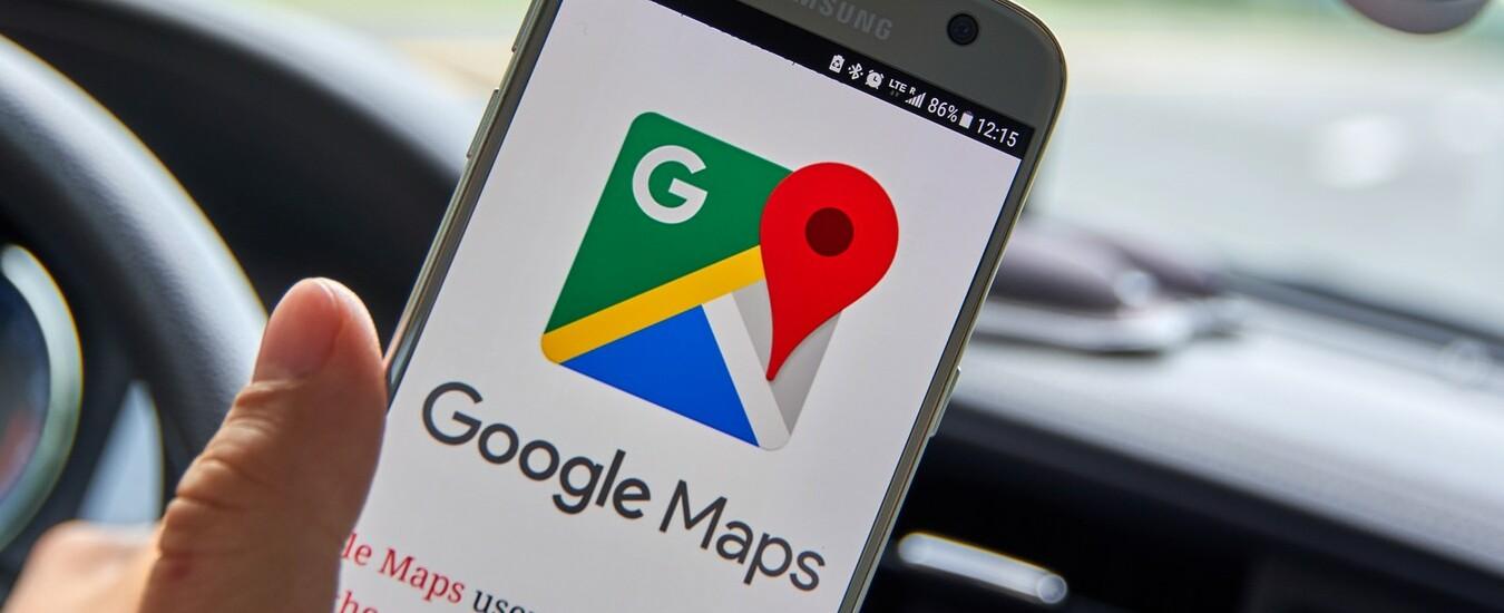 Google Maps aiuta gli utenti a stare alla larga da calamità naturali quali terremoti, alluvioni e uragani
