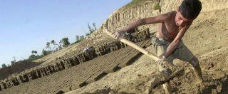 Lavoro minorile, ancora 152 milioni di bambini vittime di sfruttamento. In Italia 500 casi negli ultimi due anni