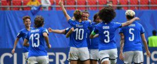 Mondiale femminile, a Montpellier Italia Cina: obiettivo qua