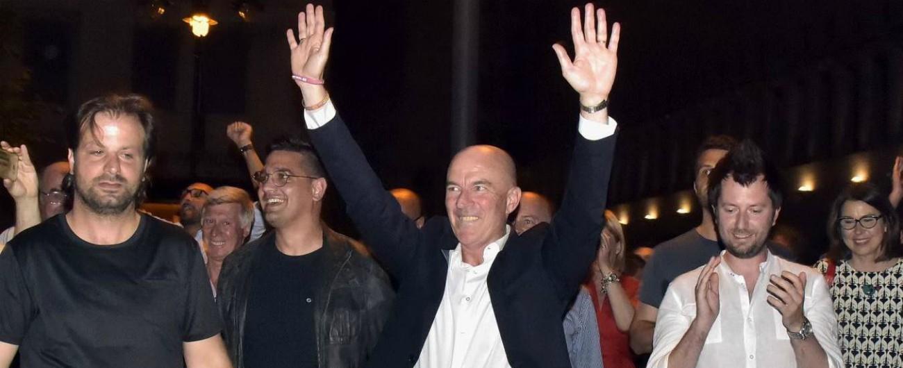 Comunali, Livorno torna (quasi) rossa grazie a un sindaco senza tessera, Pd sotto traccia e non voto degli elettori M5s
