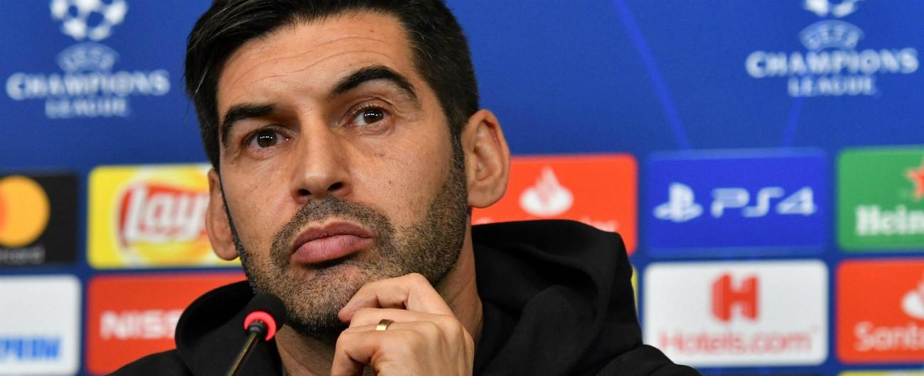 Paulo Fonseca è il nuovo allenatore della Roma: chi è il tecnico scelto dai giallorossi
