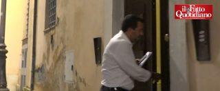 """Governo, Salvini dopo il vertice con Conte e Di Maio: """"Tutto bene, andiamo avanti. Su questo mai avuto dubbi"""""""
