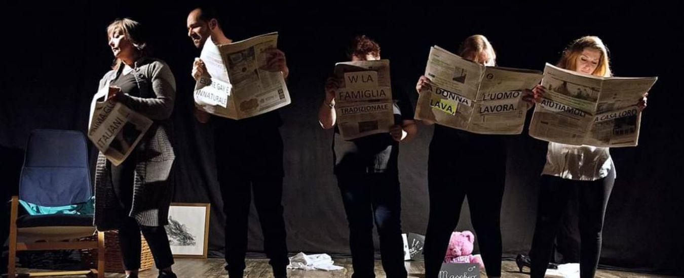 """Teatro dell'oppresso Milano, nel quartiere Corvetto il laboratorio per i conflitti di vicinato: """"Guardiamoci in faccia"""""""