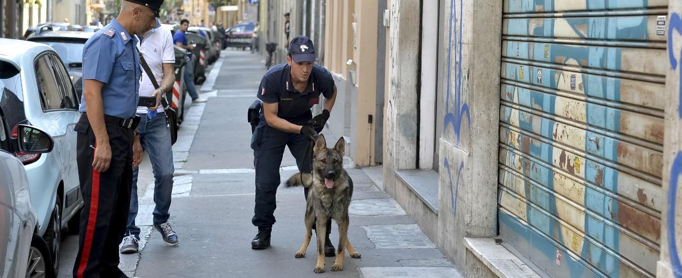 Frosinone, gestivano lo spaccio di droga nell'alta Ciociaria: 10 persone arrestate e 29 perquisizioni