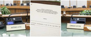 Magistrati indagati, i quattro consiglieri autosospesi vogliono leggere gli atti: Csm chiede parere alla procura di Perugia