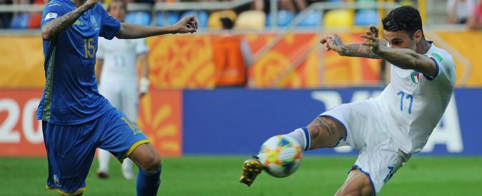 Mondiali Under 20, l'Ucraina e il Var eliminano l'Italia: annullato pareggio (valido?) di Scamacca al 93°