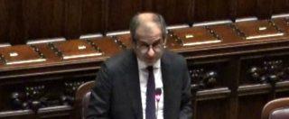 """Conti pubblici, Tria: """"Disponibili a dialogo costruttivo con Ue per evitare procedura. Cercheremo punto incontro"""""""