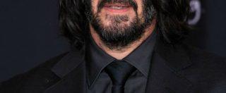 Keanu Reeves non tocca le donne: ecco perché